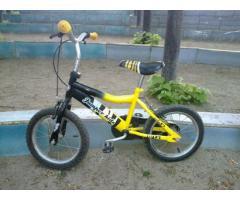Продаётся детский велосипед