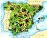 Интерактивная карта Испании